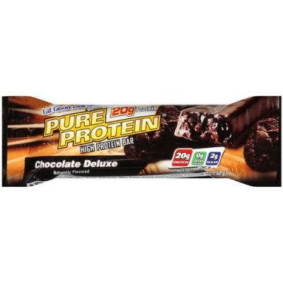 Chocolate Deluxe Protein Bar