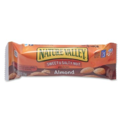 Granola Bars, Sweet & Salty Nut with Almonds