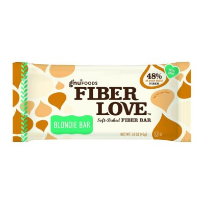 NuGo Fiber dLish Blondie Bar