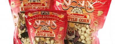 Old Fashioned Kettle Corn Popcorn