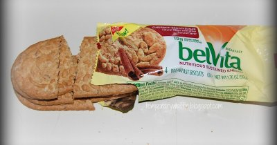 belVita Breakfast Biscuit, Cinnamon Brown Sugar