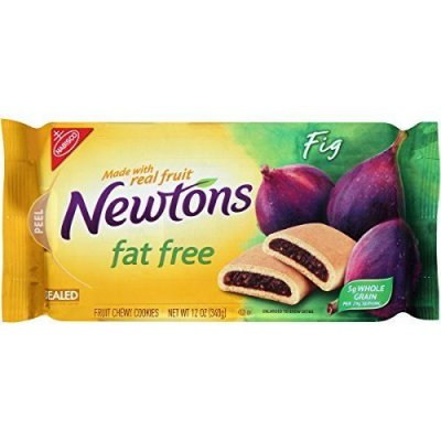 Newtons Fat Free Fig, Fruit Chewy Cookies