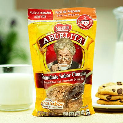 Abuelita, Granulado Sabor Chocolate, Hot Chocolate Drink Mix