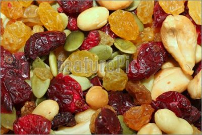 Cranberry Fitness Trail Mix