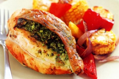 Grilled Chicken Breast Fillets