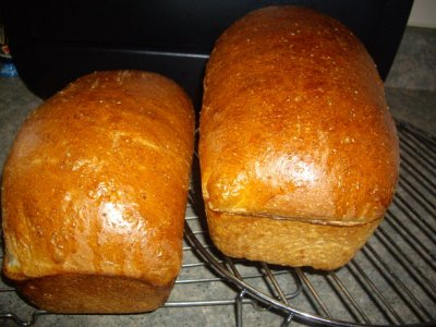 Old Fashioned Buttermilk Bread
