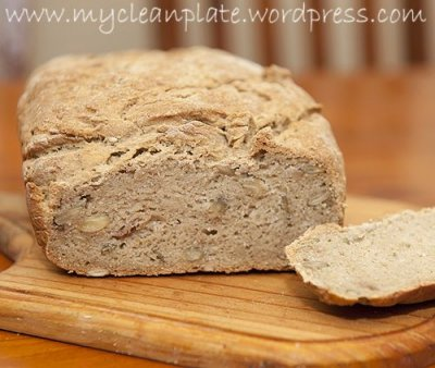 Six Grain Pumpkin Seed Bread
