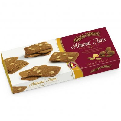 Belgian Butter Almond Thins
