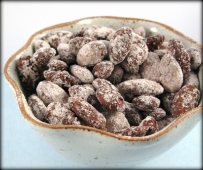 Cocoa Roast Almonds