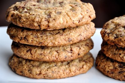 Oatmeal Brown Sugar Cookies