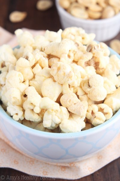 Popcorn, Kettle Corn Flavored