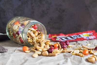 Sweet & Spicy Trail MIx