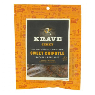 Sweet Chipotle Jerky