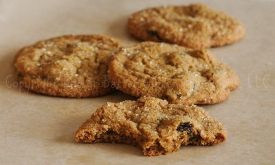 Fruit Chewy Cookies