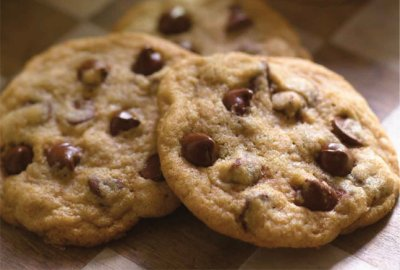 Natural Chocolate Chip Cookies