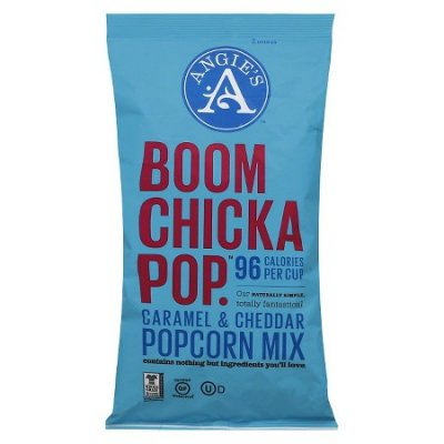 Boom Chicka Pop, Caramel & Cheddar Popcorn Mix