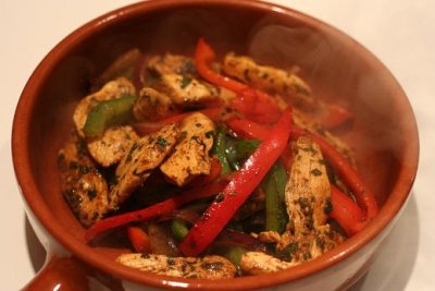 Fajita Chicken Breast Strips