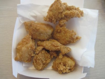 Original Popcorn Chicken Bites