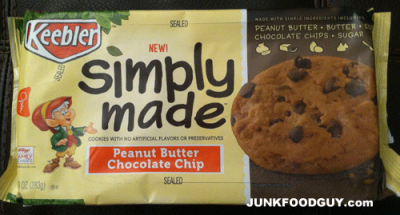 Simply Made, Peanut Butter Chocolate Chips