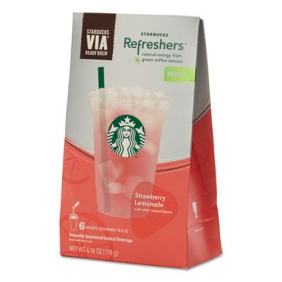 Via Instant Refreshers, Strawberry Lemonade