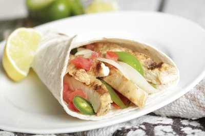 Chicken Breast Strips Chicken Fajitas