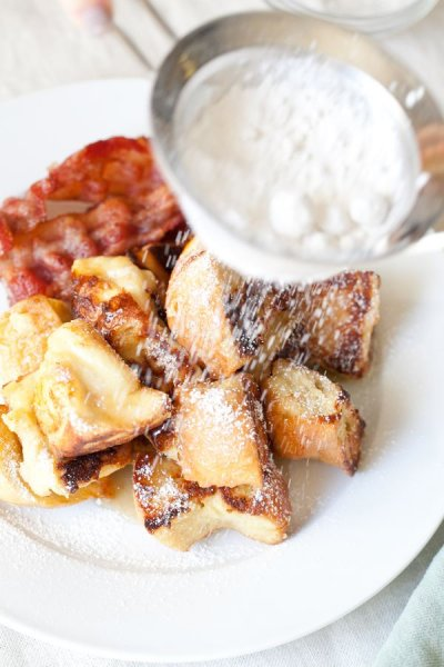 Crunch Mania, Bite Size French Toast