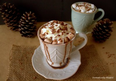 Hot Cocoa, Milk Chocolate
