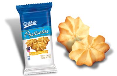 Caribenas cookies