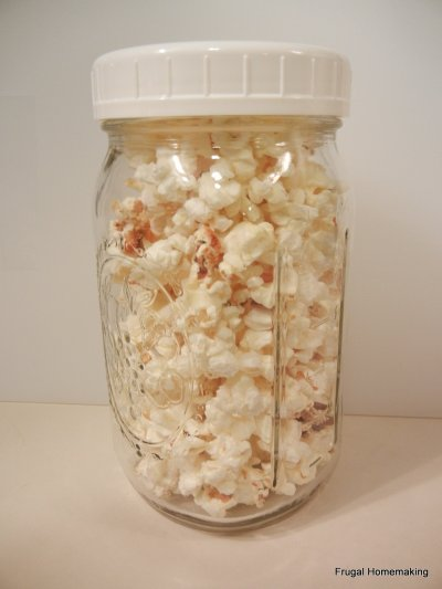 Pop Corn, Microwave, Kettle Corn