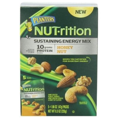 Nutrition Sustaining Energy Mix, Honey Nut