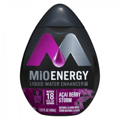 Liquid Water Enhancer, Acai Berry Storm