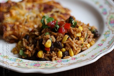 Mexican Rice, Fiesta Sides