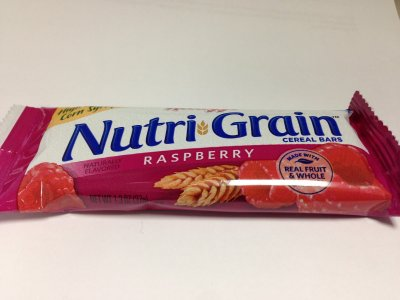 Nutri-Grain Raspberry Bar
