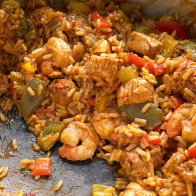 Rice Mix, New Orleans Style Jambalaya Spicy