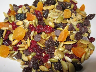 Trail Mix, Fruit And Nut