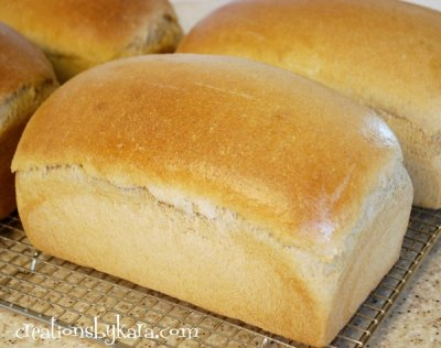 Bread, Soft Wheat