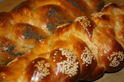 Challah - Braided Egg Bread