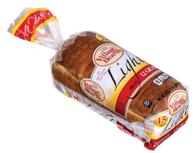 Light 12 Grain Bread