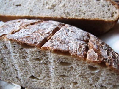 Light Jewish Rye, Deli Style Rye Bread With Caraway Seeds