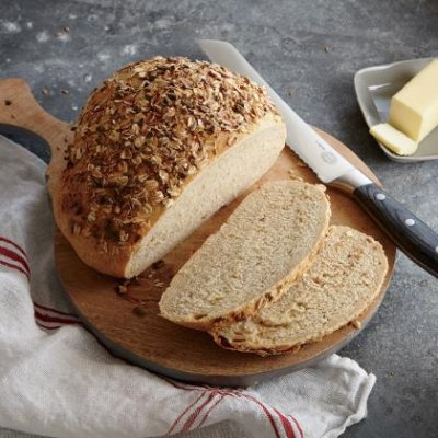 Light Multigrain Bread