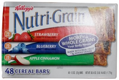 Nutri Grain, Apple Cinnamon, Cereal Bars