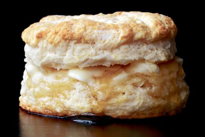 Biscuits, Flaky Butter, Jumbo
