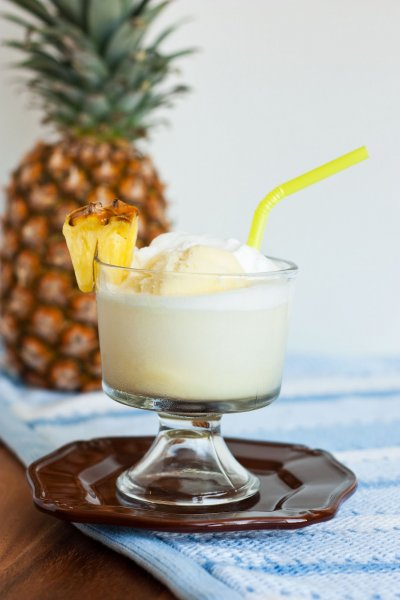 Yogurt, Low-fat, Pina Colada