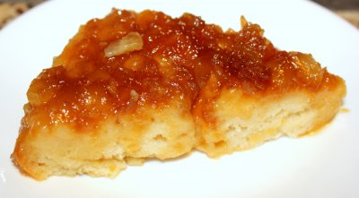 Yogurt, Non-Fat,  Pineapple Upside-Down Cake