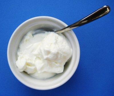 Yogurt, Vanilla