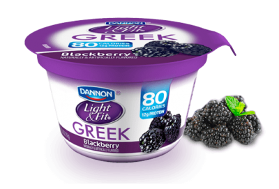 Greek, Nonfat Yogurt, Coconut Chocolate Crunch Flavor
