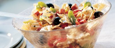 Antipasto Salad without Dressing, Small (1 Serving)