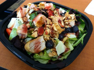 Berry Almond Chicken Salad, Full-Size