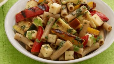 Chargrilled & Fruit Salad
