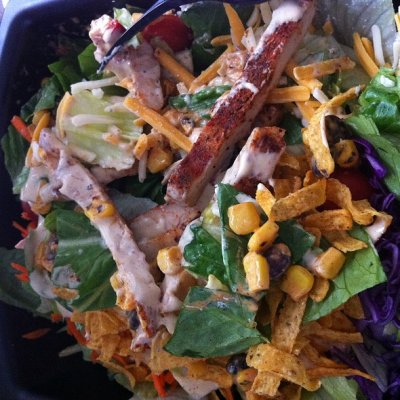 Southwest Chargrilled Salad